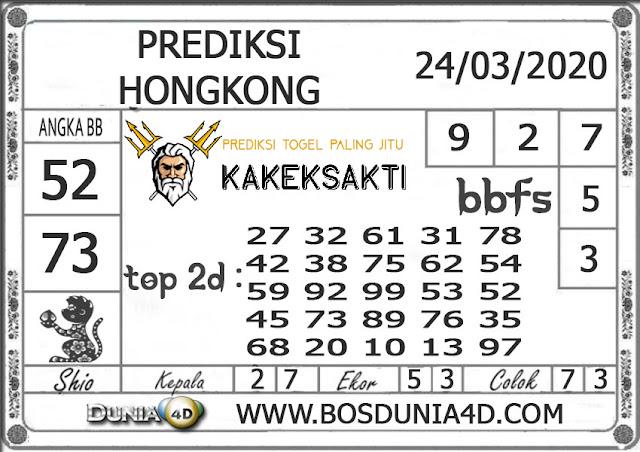 Prediksi Togel HONGKONG DUNIA4D 24 MARET 2020