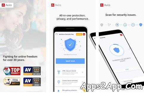 Avira Antivirus Pro Mod APK