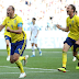 Sweden beats South Korea 1 – 0 in an entertaing match #WorldCup