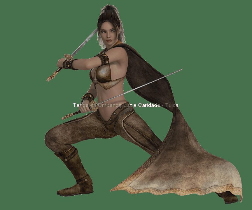 A Mulher de Iansã