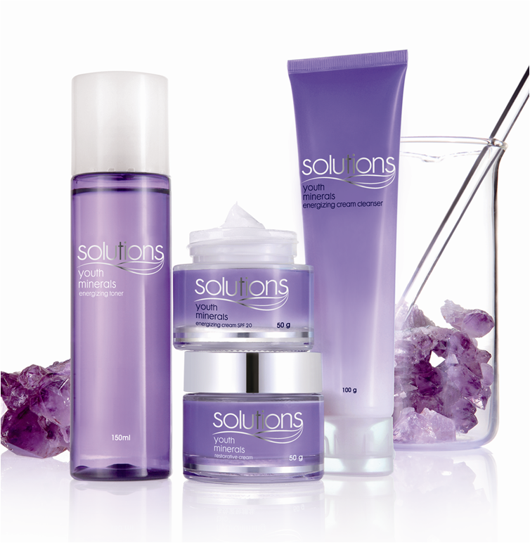 Avon Skin Care: Avon Introduces New And Improved Solutions Skin Care Range