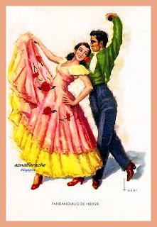 Bailes andaluces - Tuser - Fandanguillo de Huelva