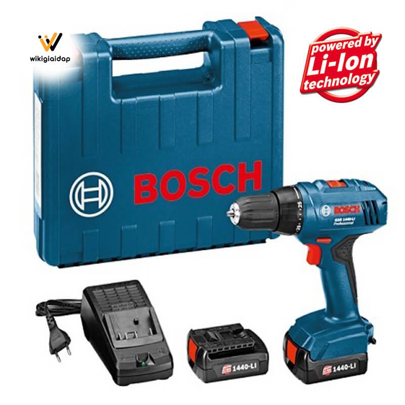 Máy khoan pin Bosch GSR 1440 Li