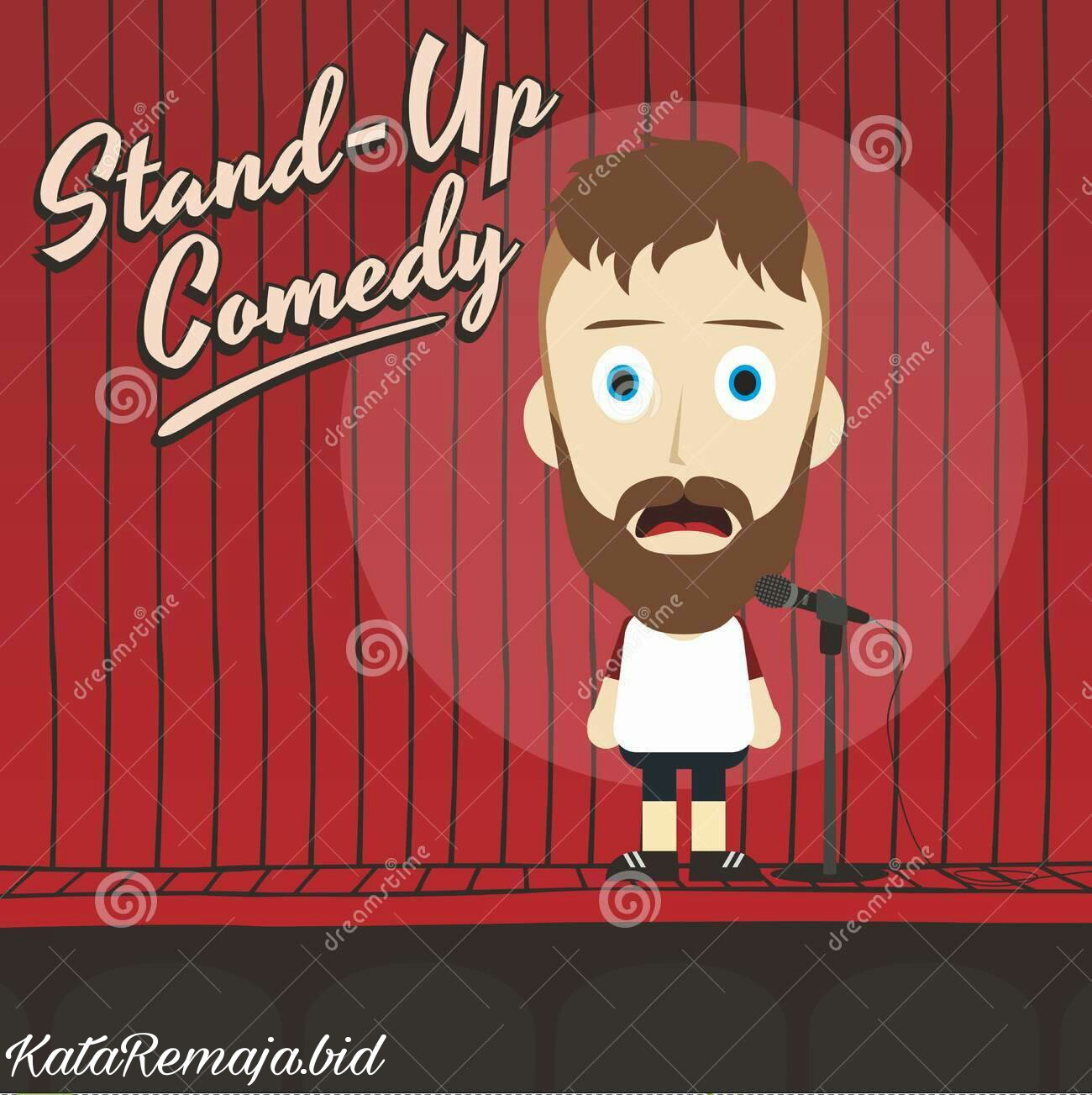 naskah stand up comedy