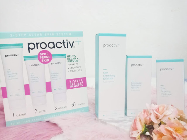 Proactiv+ 3-Step Skincare Routine 60-day Kit