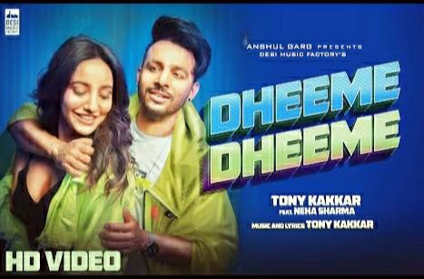 Dheeme Dheeme hindi Song lyrics for tiktok