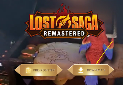 Cara Download Lost Saga Remastered