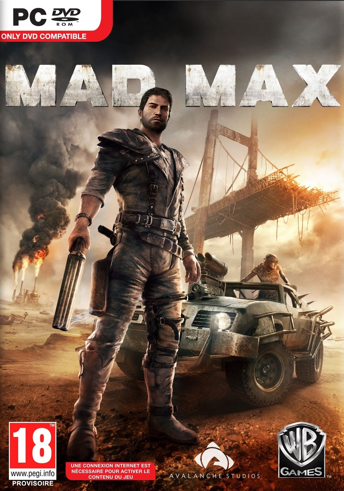Mad Max ESPAÑOL PC