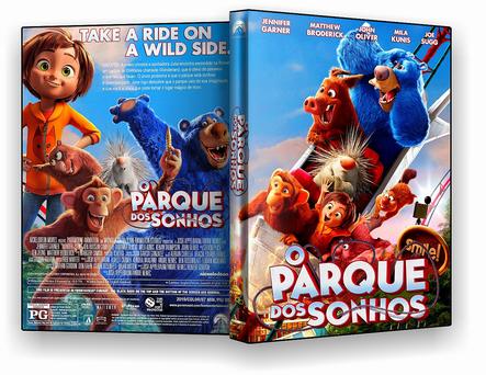 CAPA DVD – O PARQUE DOS SONHOS 2019 – ISO – CINEMA
