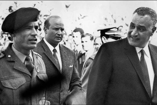 Nostalgia Islam Libya di Bawah Sang Kolonel, Gaddafi