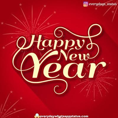 new year greetings | Everyday Whatsapp Status | Best 20+ Happy New Year HD Photos