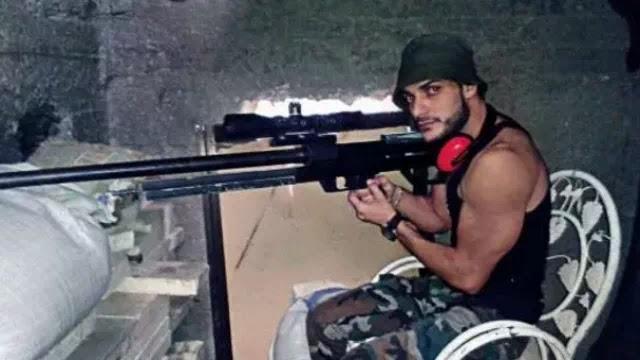 Οι snipers Μαύροι Πύργοι εκτελούν τζιχαντιστιστές στην Deir Ezzor