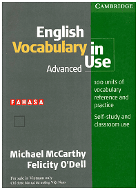 Cambridge English Vocabulary In Use Advanced - Micheal McCarthy