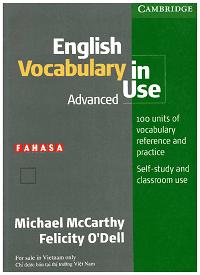 Cambridge English Vocabulary In Use Advanced - Micheal McCarthy