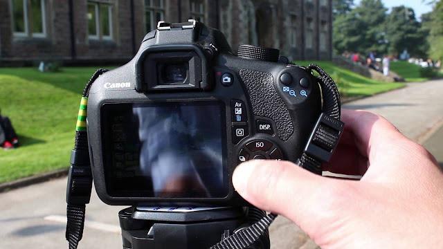 5 Cara Menghemat Baterai Kamera