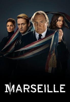 Watch Marseille season 2 on Netflix internationally
