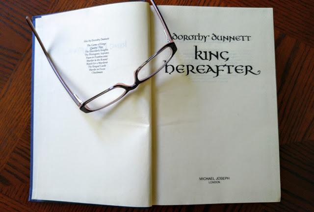 book--dorothy dunnett