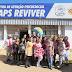CAPS Reviver realiza festa Julina para marcar fechamento dos trabalhos terapêuticos do semestre.