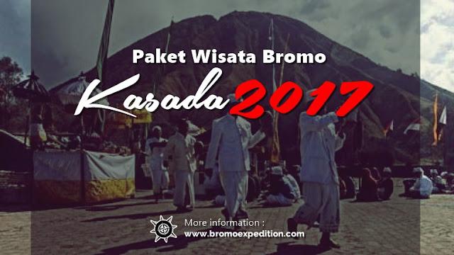 Paket wisata Bromo Kasada 2017