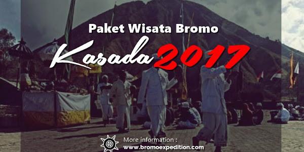 Paket wisata Bromo Kasada 2017 2 hari 1 malam
