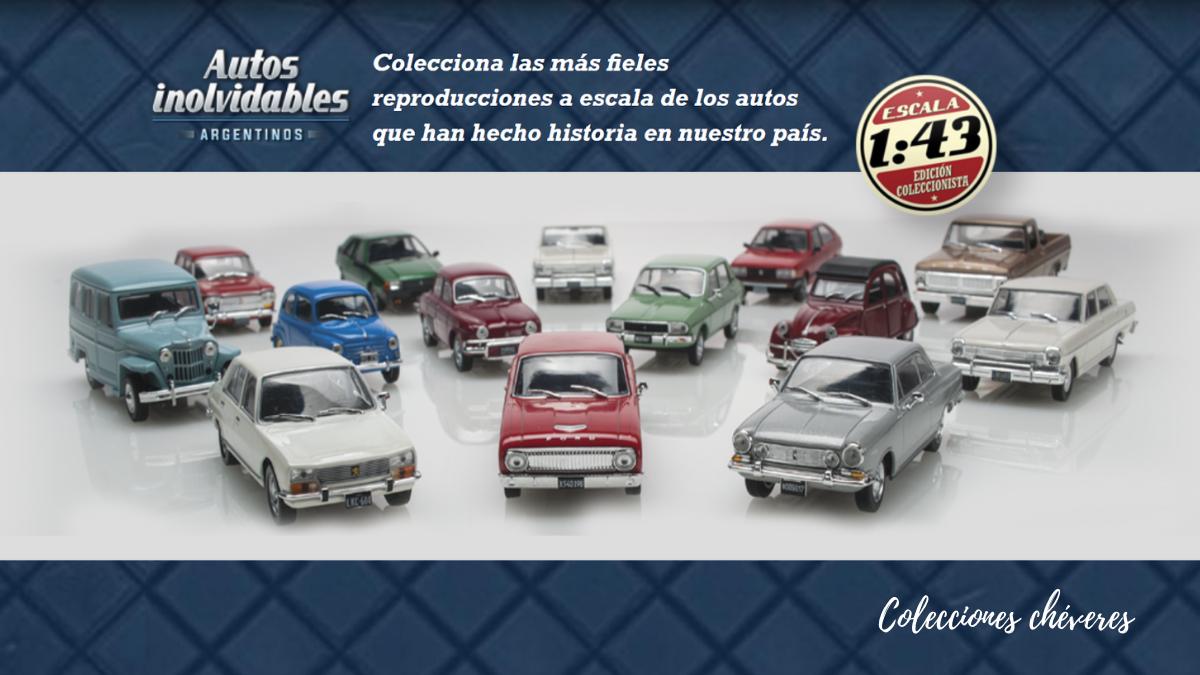 coleccion autos inolvidables argentinos salvat