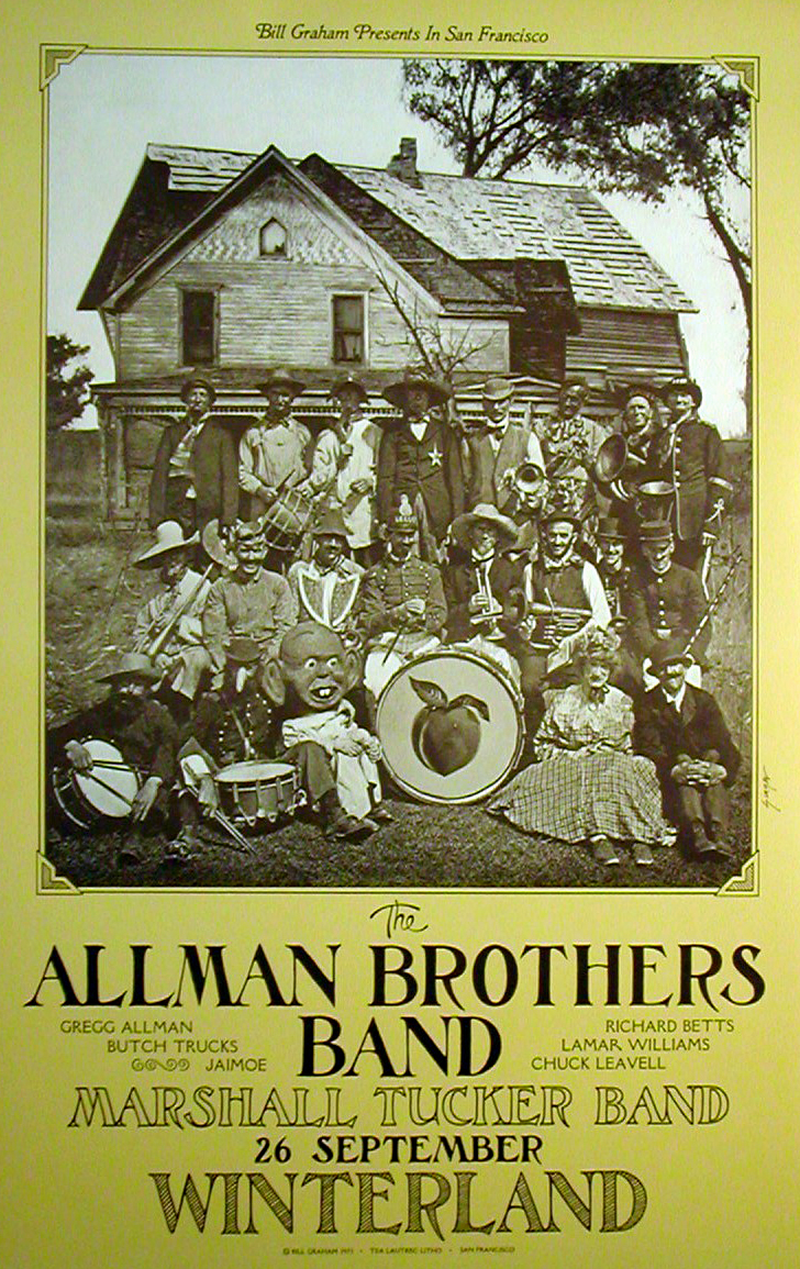 Juicyjaila: The Allman Brothers Band