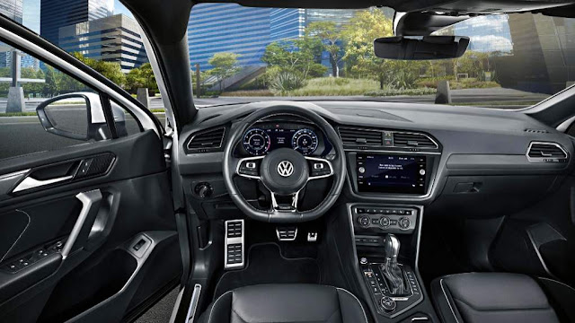 VW Tiguan Allspace 2020: fotos, preços e itens de série