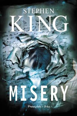 """Psychofan. """"Miesry"""" Stephen King"""