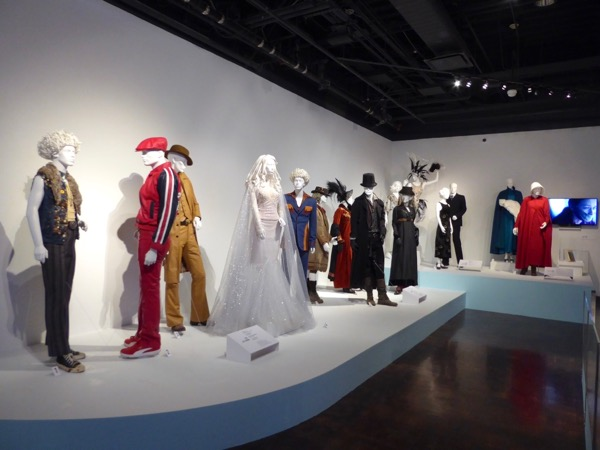 11th TV costume design exhibition FIDM Museum