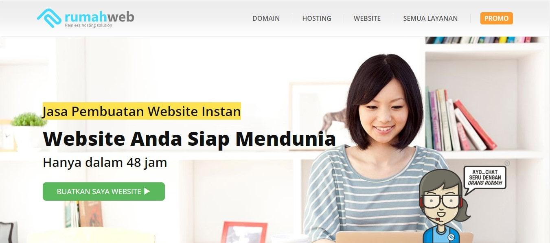 Pemanfaatan domain untuk website bisnis