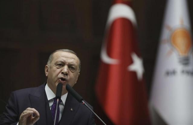 Ερντογάν: Η Τουρκία παραμένει στο πλευρό των «καταπιεσμένων» στον Καύκασο