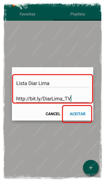 IPTV Player - Apk - Adicionando Listas via URL ou M3U em Dispositivos Android