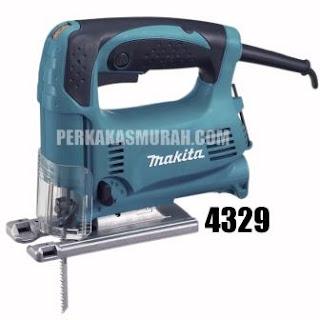 perkakas murah, cv liman teknik, harga jigsaw makita 4329,  spesifikasi jigsaw makita 4329