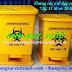 Bán thùng rác đạp chân chứa chất thải nguy hại, thùng rác y tế đạp chân giá rẻ call 0984423150 - Huyền