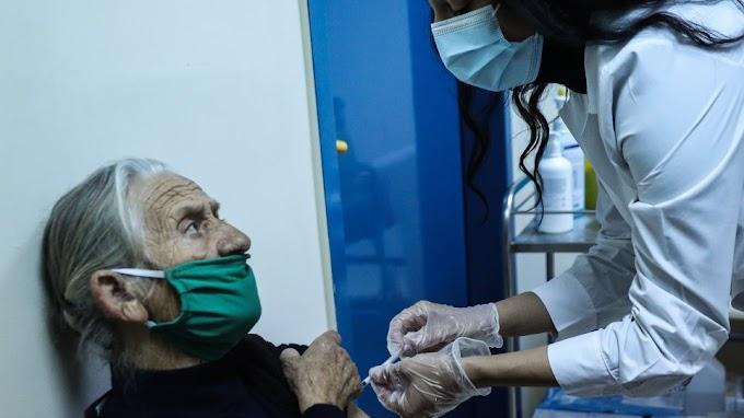 Εμβολιασμοί: Ξεπέρασαν τους 140.000...