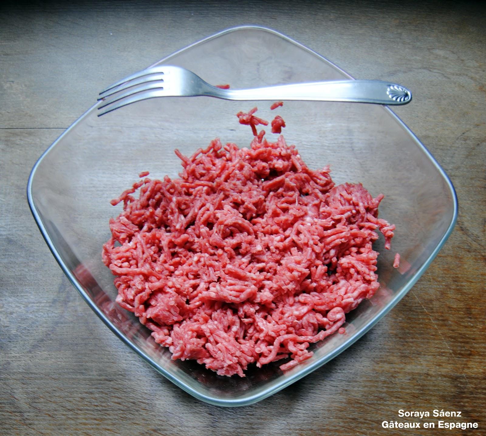 g teaux en espagne boulettes de viande hach e avec de la sauce de tomate. Black Bedroom Furniture Sets. Home Design Ideas