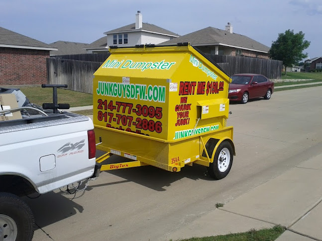 Two Of 6 Yard Dumpster Delivered In Two Different