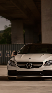 Mercedes Car Mobile HD Wallpaper