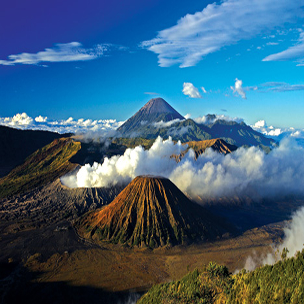 Mount Bromo, Probolinggo of East Java Province, Indonesia