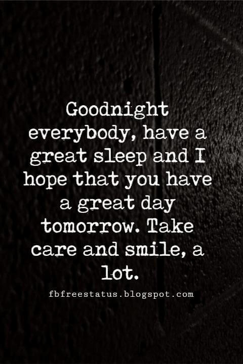 Sweet Good Night Quotes With Beautiful Good Night Pictures