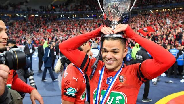 Hatem Ben Arfa pourrait rejoindre un club de ... Ligue 2