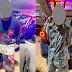 Vídeo com cenas fortes: tentativa de assalto na Rodoviária do Plano termina com vítima esfaqueada e bandidos presos