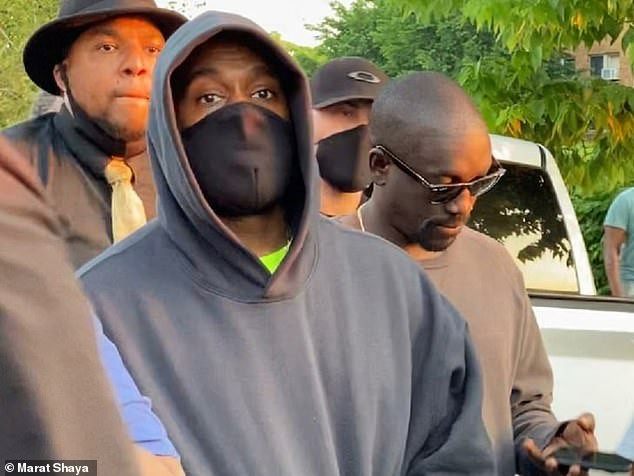Kanye West has donated $2 million to support the grieving families of George Floyd, Ahmaud Arbrery, and Breonna Taylor following their deaths.   He also set up a college fund to cover the tuition for Floyd's six-year-old daughter, Gianna Floyd.   The 42-year-old billionaire rapper also took to the streets to protest the death of George alongside some university students.   A representative confirmed Kanye West's enormous contribution to CNN, adding that Kanye also offered to cover the legal fees for the families of Arbery and Taylor, and promised to financially support Black-owned businesses in his hometown of Chicago.    The donations come after critics on Twitter questioned the rapper for remaining silent over the Black Lives Matter movement in the wake of George Floyd's killing and the deaths of other African-Americans.