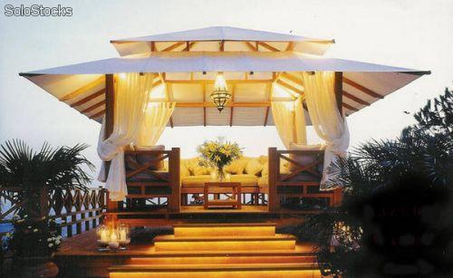 Disenyoss decoracion casas del mundo casa tradicional de for Decoracion casa budista