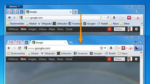 Convertir Firefox en Chrome con FXChrome theme! | Una Zona Geek