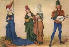 La lírica tradicional, amor y poesía 1, Ancile
