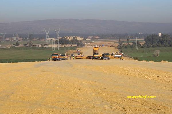 طريق تنس- الشلف : تعليمات الوزير في مهب الريح