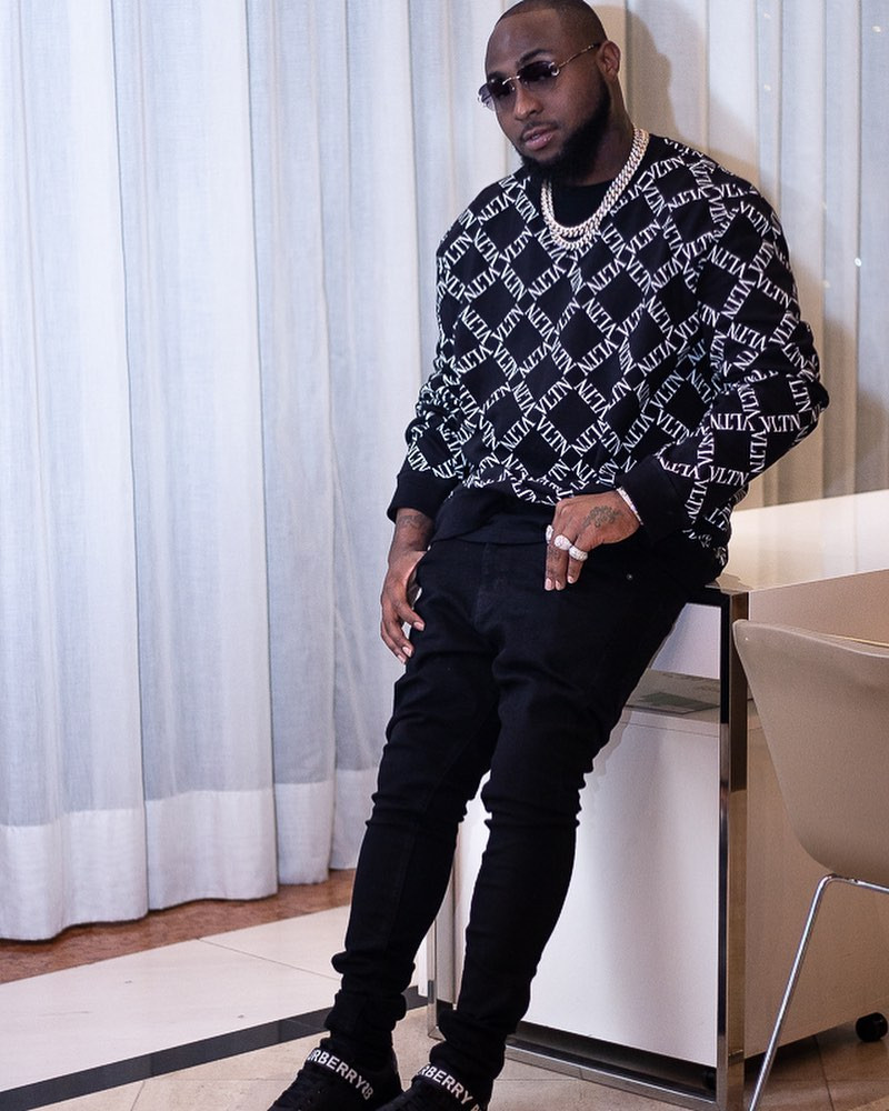 Davido Dragged To Court Over alleged N4, 000,000 (Four Million Naira) Fraud