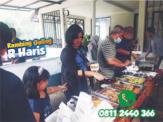 Catering Bakar Guling Domba Lembang Recommended Enak dan Lezat, catering bakar guling domba lembang, bakar guling domba lembang, guling domba,