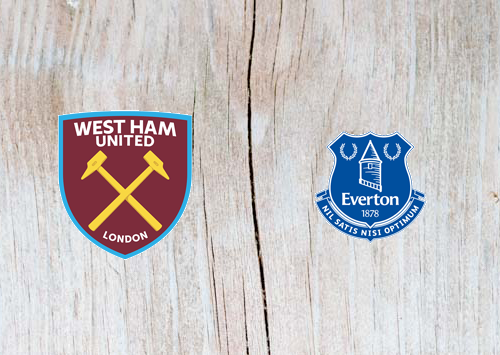 West Ham vs Everton  - Highlights 30 March 2019
